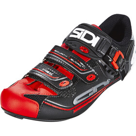 Sidi Genius 7 Sko Herrer, black/red